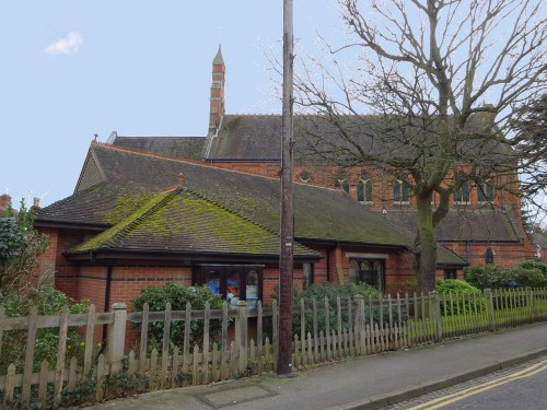 Windsor Parish Hall - All Saints Church
